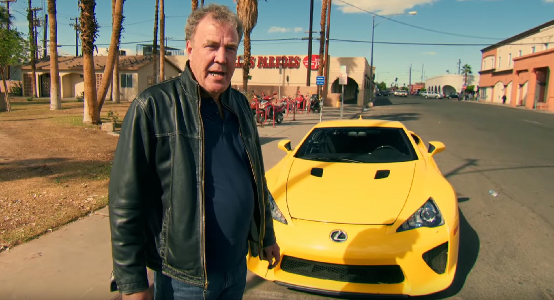 Джереми Кларксон назвал лучший автомобиль всех времен и народов
