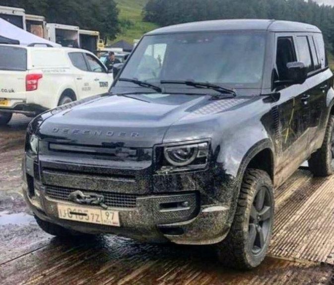 Новый Land Rover Defender 2020 полностью рассекречен