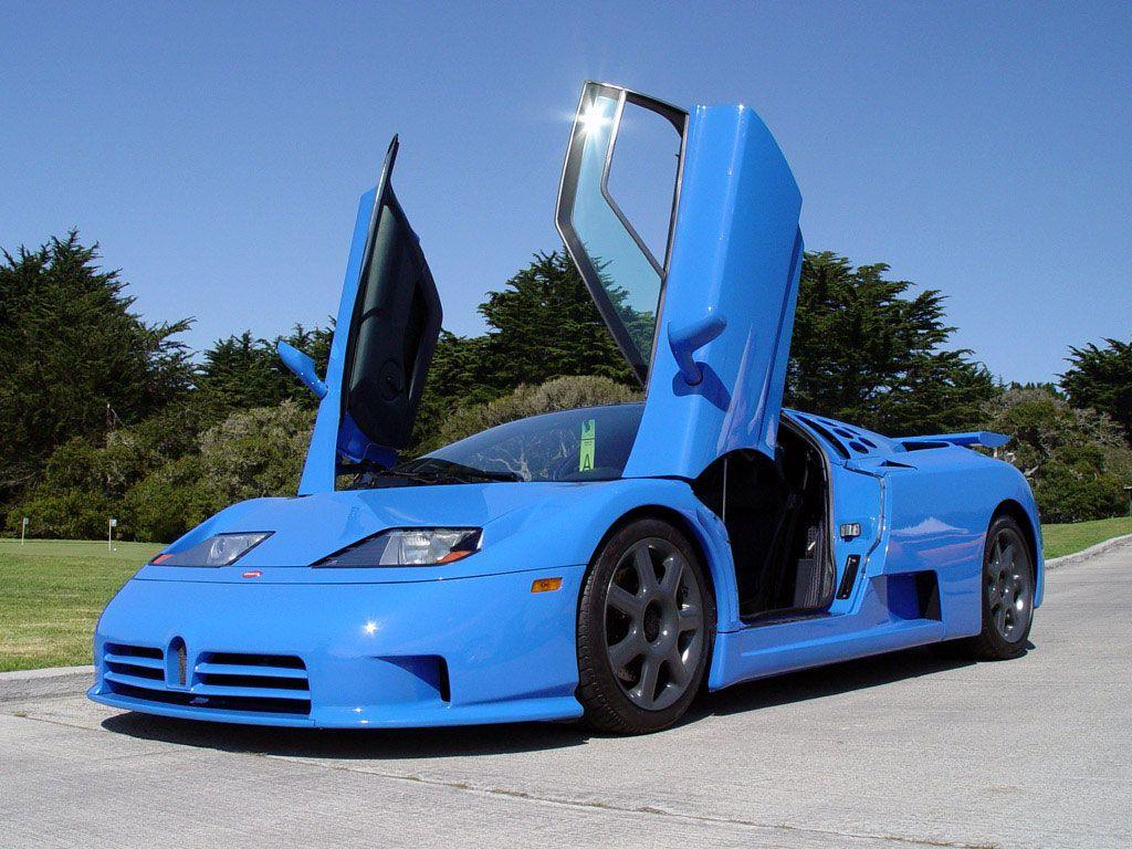 ТОП-10 самых крутых авто 90-х