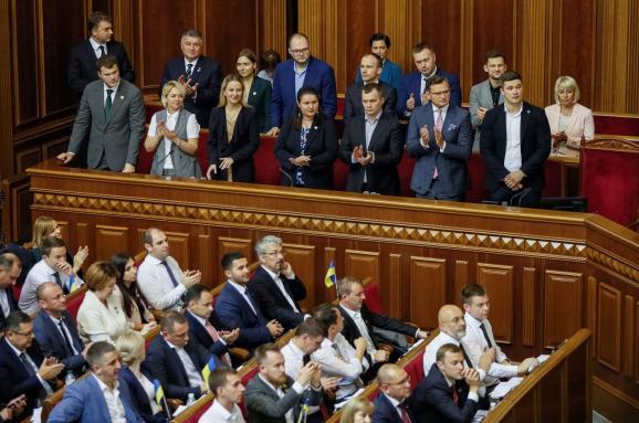 На каких авто ездят премьер Гончарук и министры нового правительства