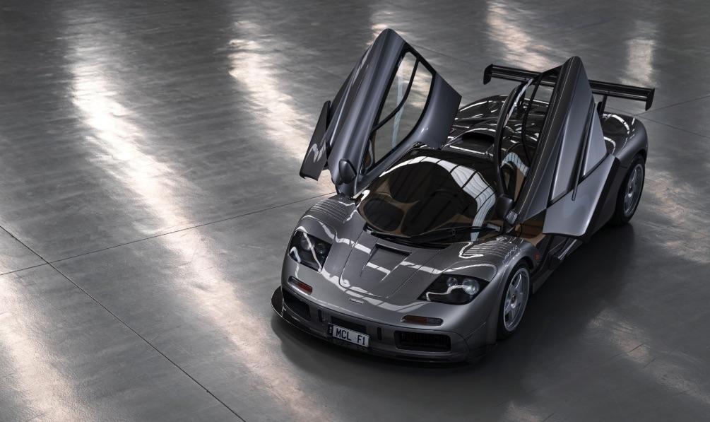 Самый эксклюзивный суперкар McLaren продали за $20 миллионов