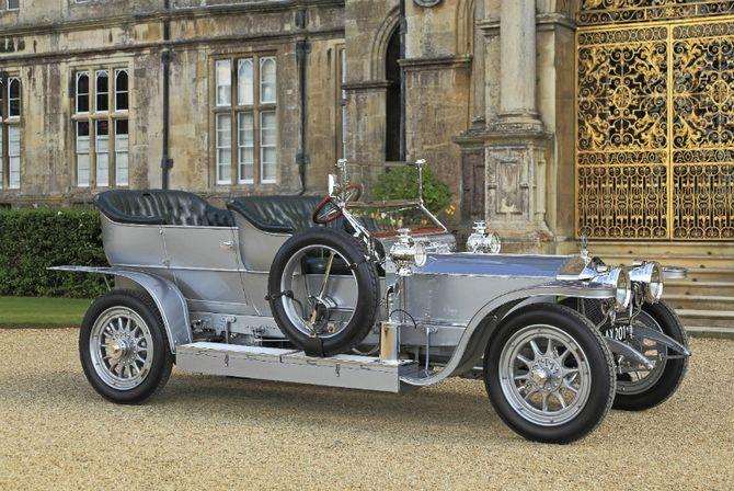 Столетний Rolls-Royce стал самым дорогим авто всех времен и народов
