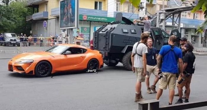 Какие автомобили появятся в новом фильме «Форсаж 9»