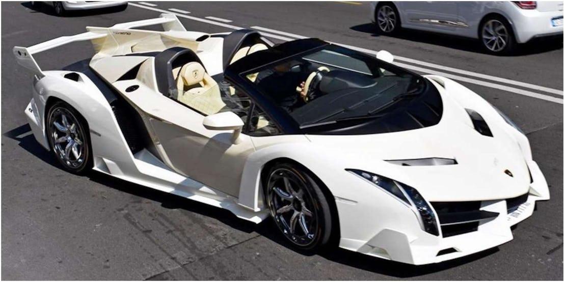 Найдорожчі автомобілі сучасності