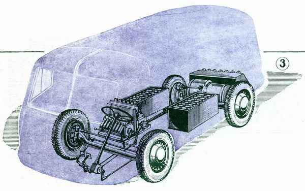Каким был первый украинский электромобиль