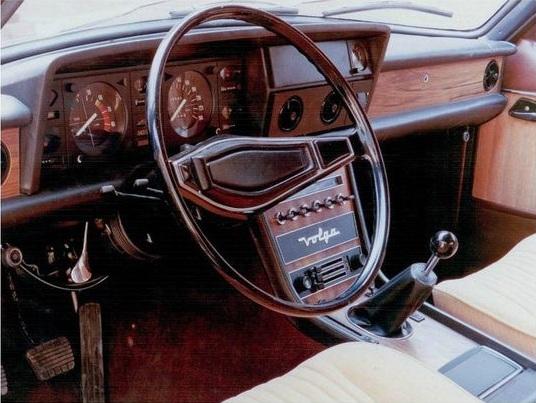 Уникальная Волга ГАЗ-24 производства Fiat, о которой никто не знал