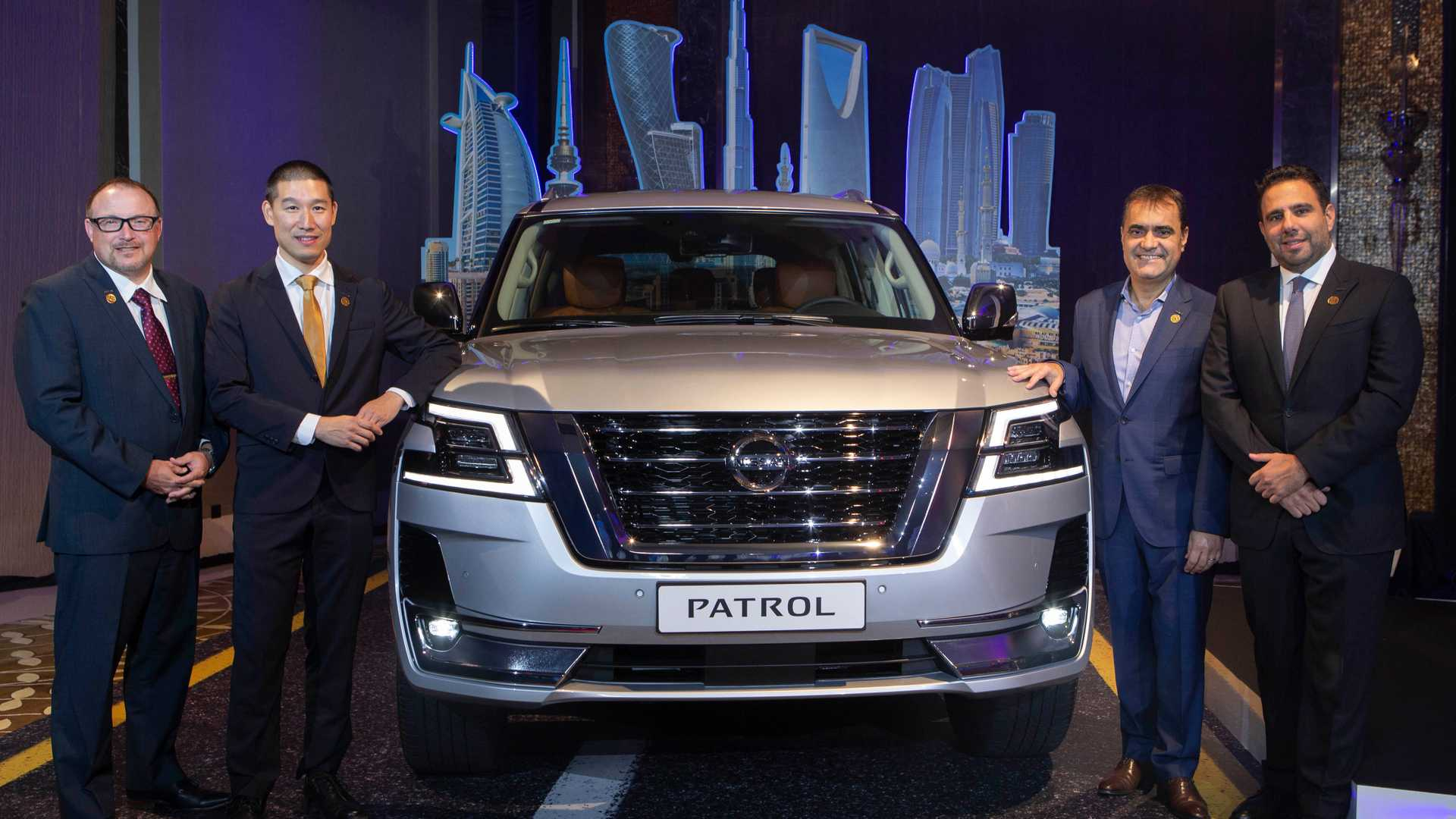 Новый Nissan Patrol 2020 полностью рассекречен