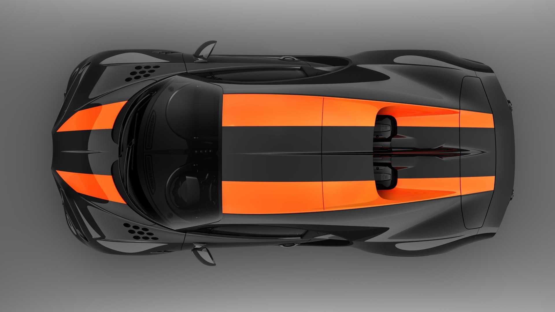 Bugatti выпустили самый быстрый авто в мире за 3,5 миллиона евро