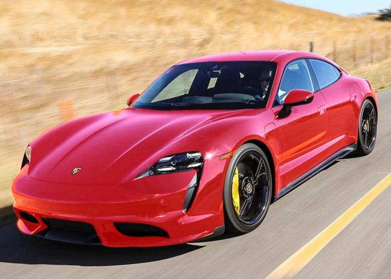Первый электромобиль Porsche полностью рассекречен