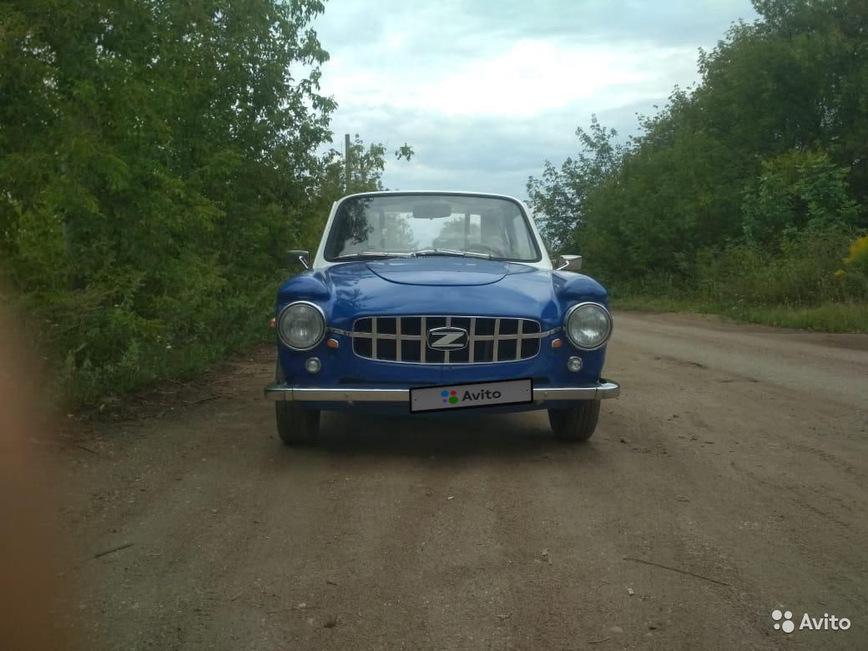 Старый Запорожец превратили в оригинальный среднемоторный спорткар