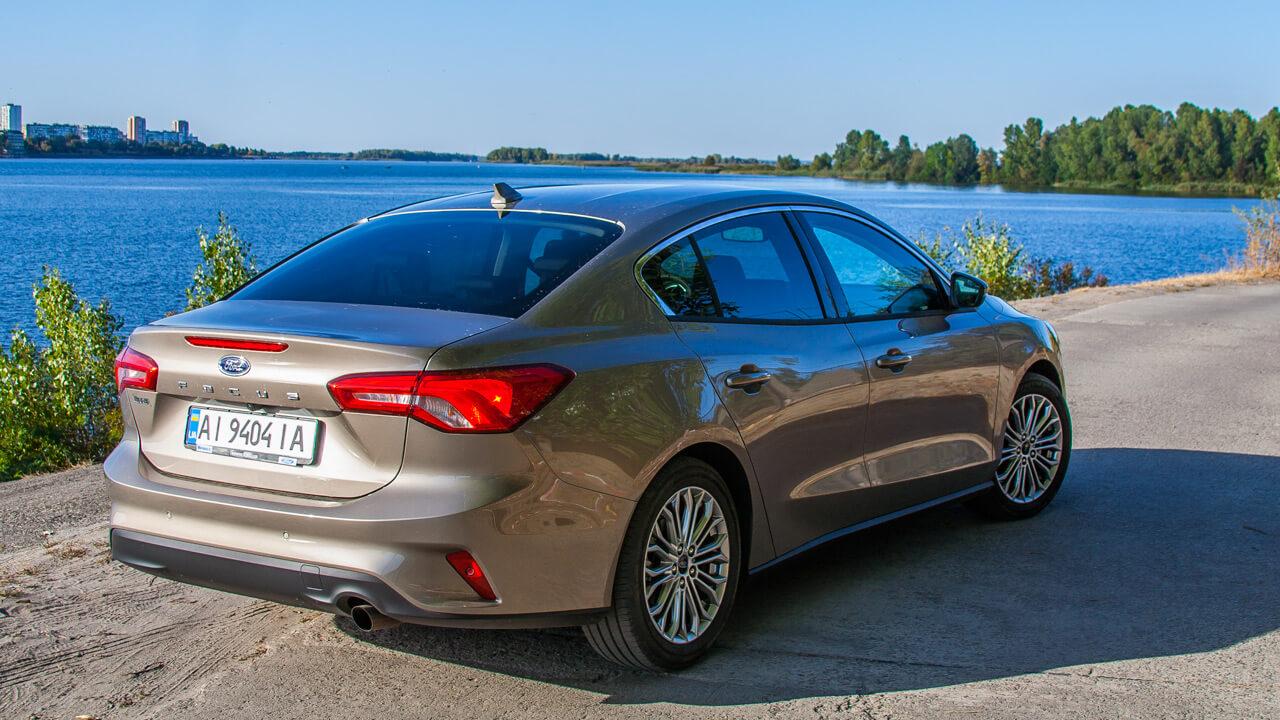 Тест-драйв Ford Focus: снова выбор активных водителей