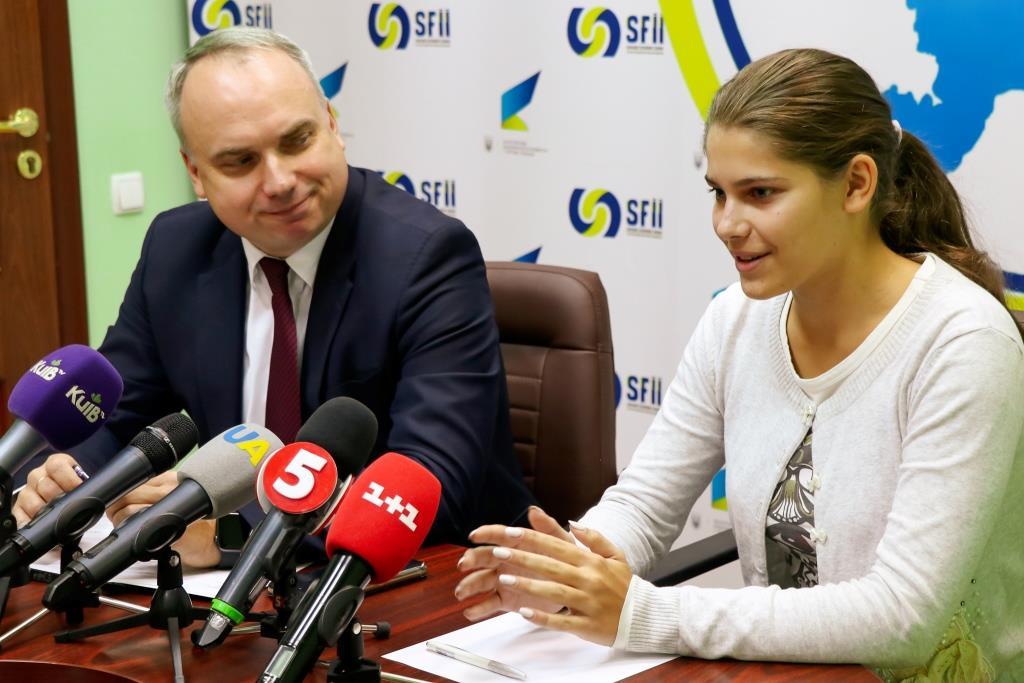 Украинская школьница создала передовой гаджет для спасения пассажиров авто