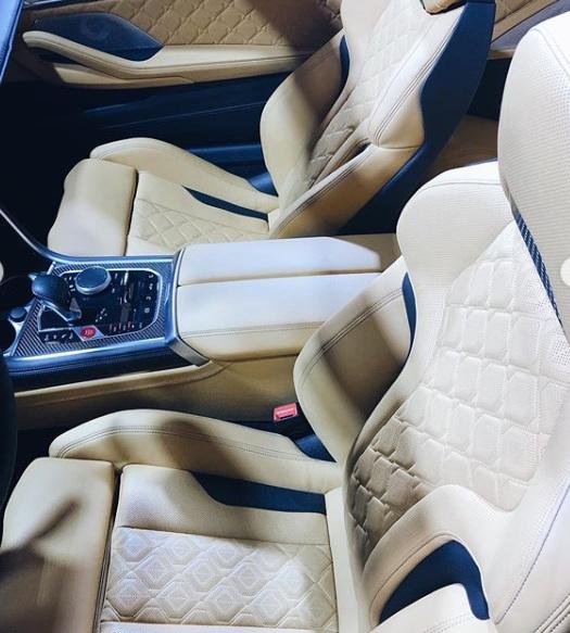 В Украину привезли новейшие BMW M8 2020 и BMW 8 Gran Coupe