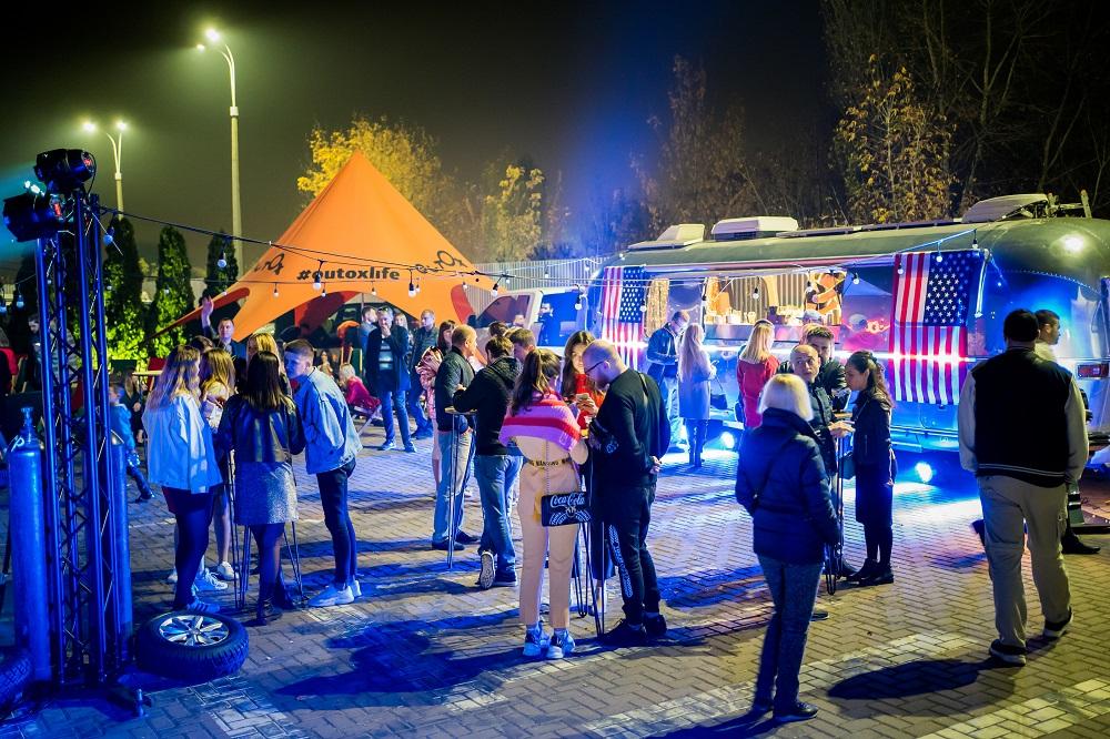 В Украине презентовали мобильный формат вечеринок Party Place Project