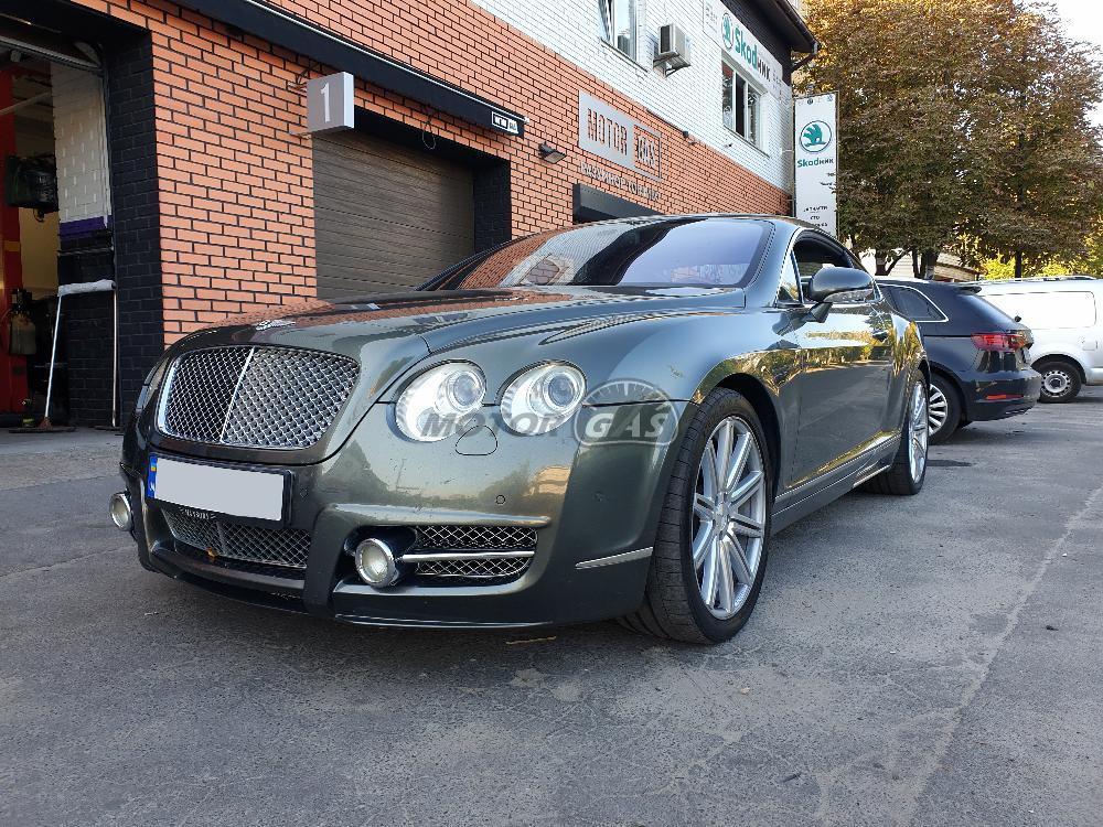 Богатые тоже экономят: как в Украине Bentley перевели на газ