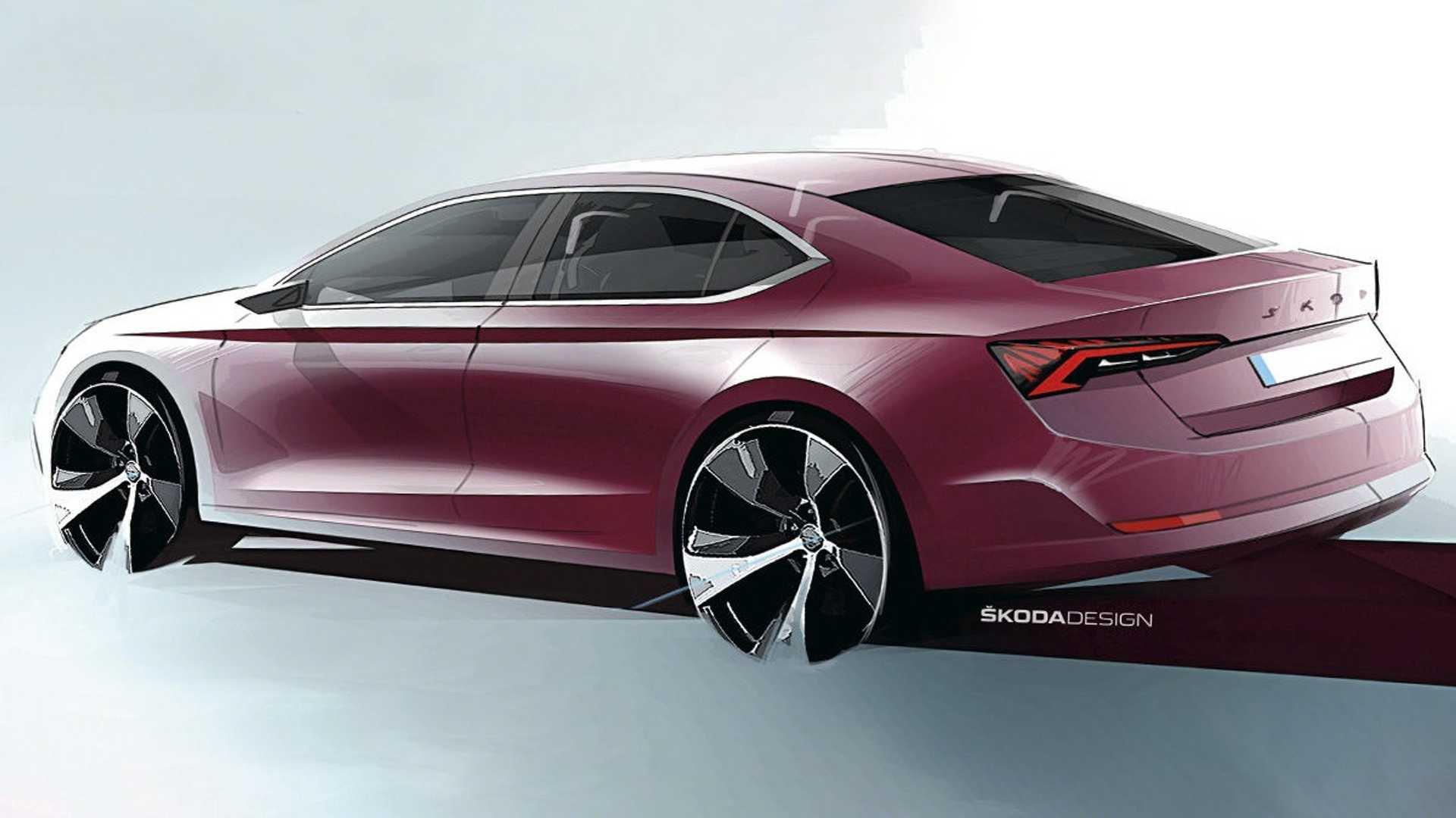 Новая Skoda Octavia 2020 рассекречена до премьеры