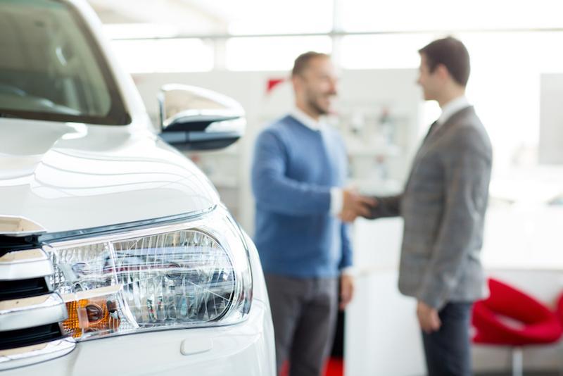 Самые популярные новые авто в Украине за сентябрь