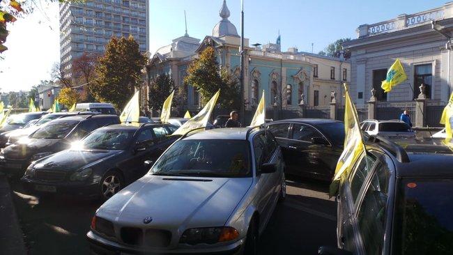 Авто на еврономерах в Украине будут растамаживать по-новому
