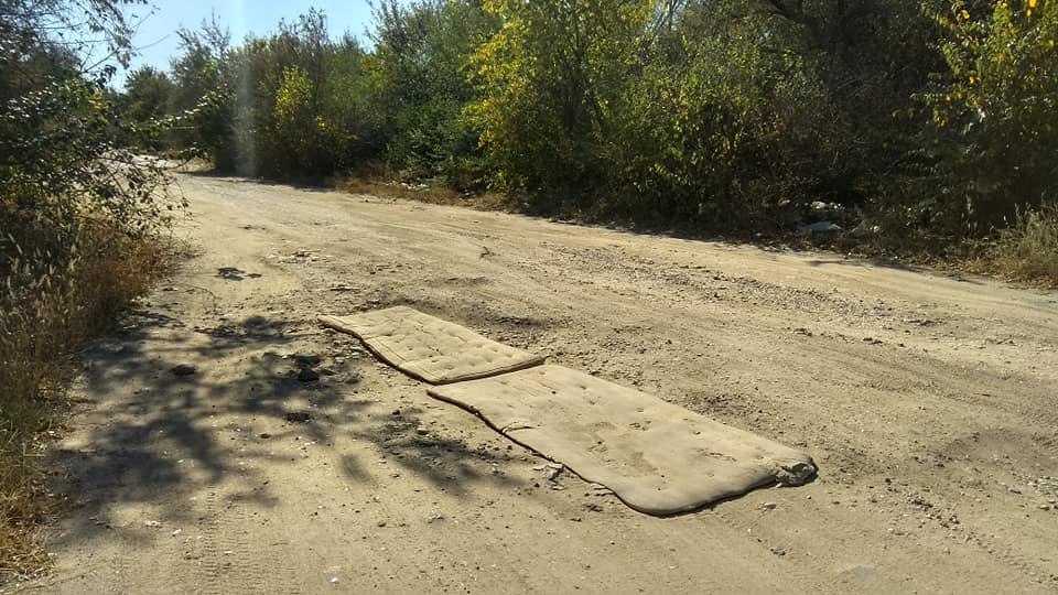 В соцсетях обсуждают самый необычный ремонт дорог в Украине