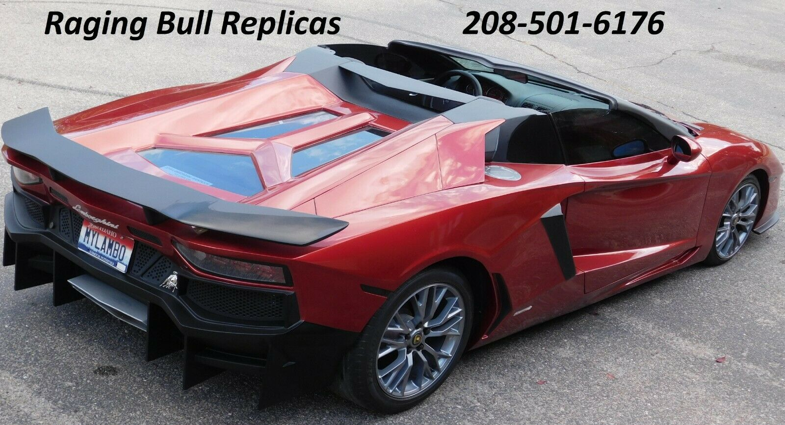 Лимитированный суперкар Lamborghini продают по цене нового Прадо