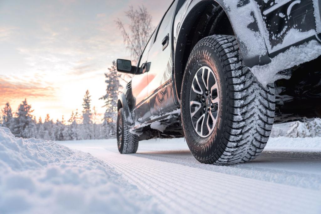 В Украине представлены новые зимние шины Nokian Tyres