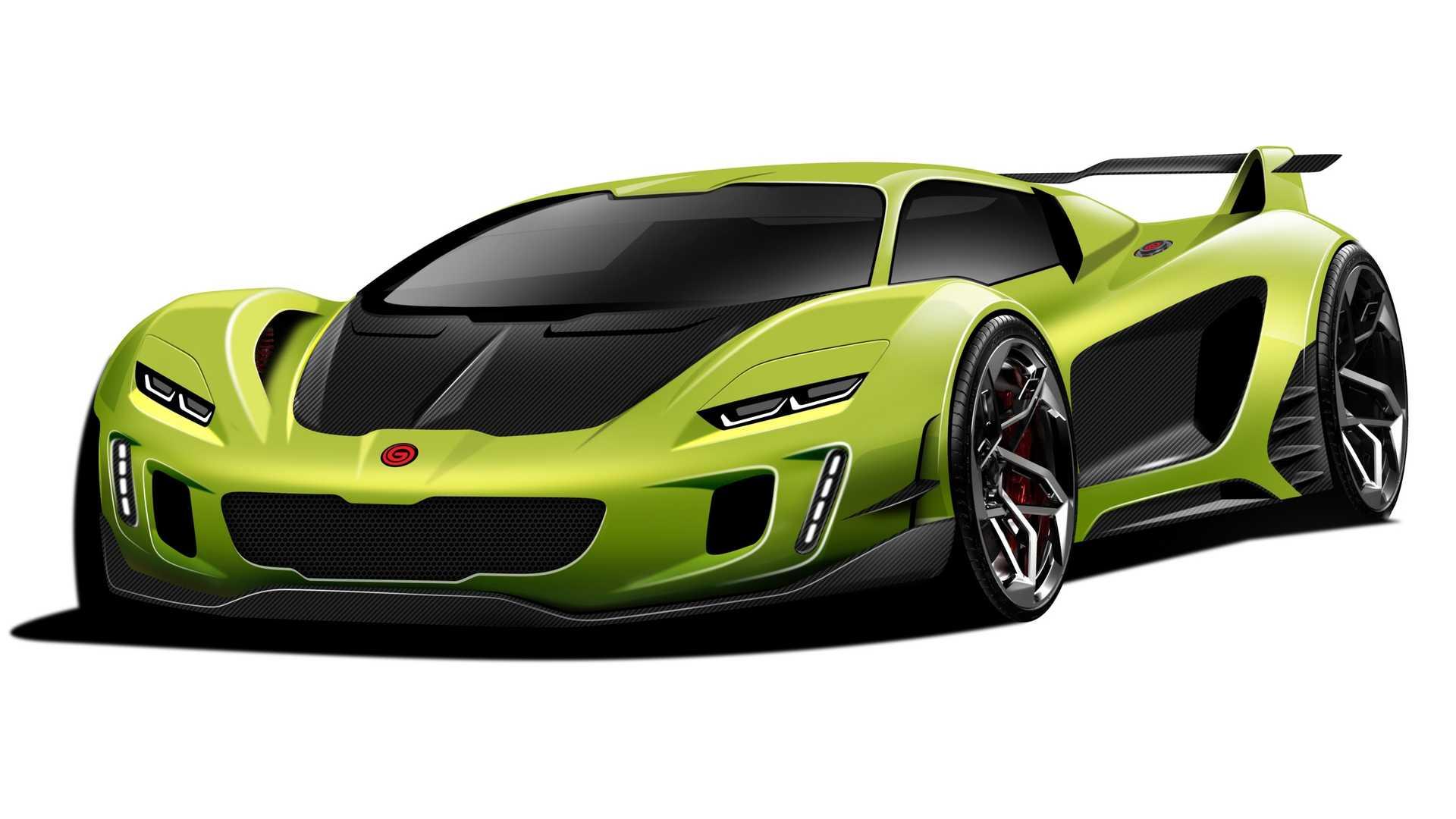 Новый немецкий гиперкар бросит вызов Bugatti и McLaren