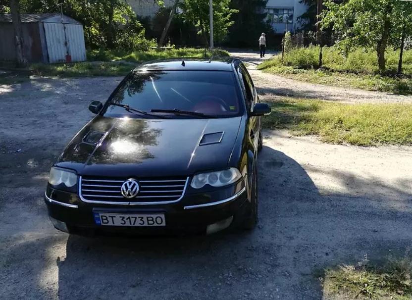 В Украине продают уникальный заряженный Volkswagen Golf