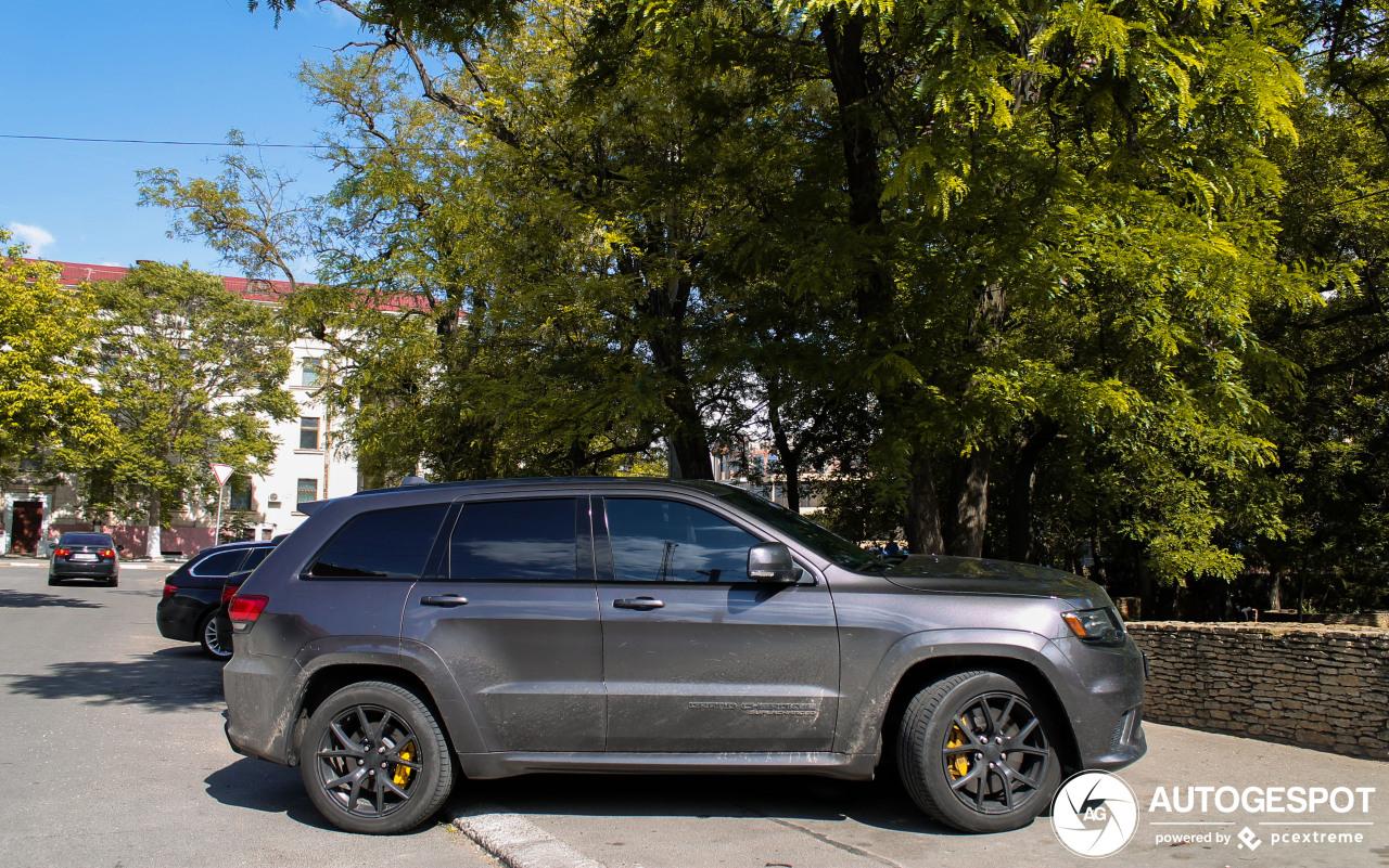 В Украине засняли адский Jeep с характеристиками гиперкара