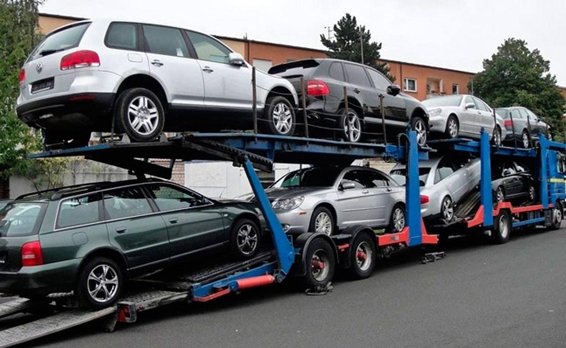 Из каких стран в Украину завозят новые и б/у авто