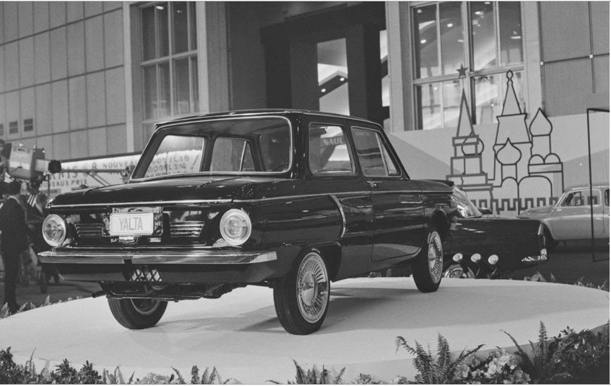 Уникальный Запорожец с мотором Renault, о котором никто не знал