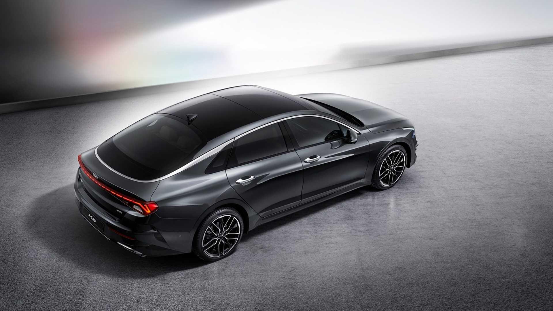 Новая Kia Optima 2020 порадовала дизайном как у купе
