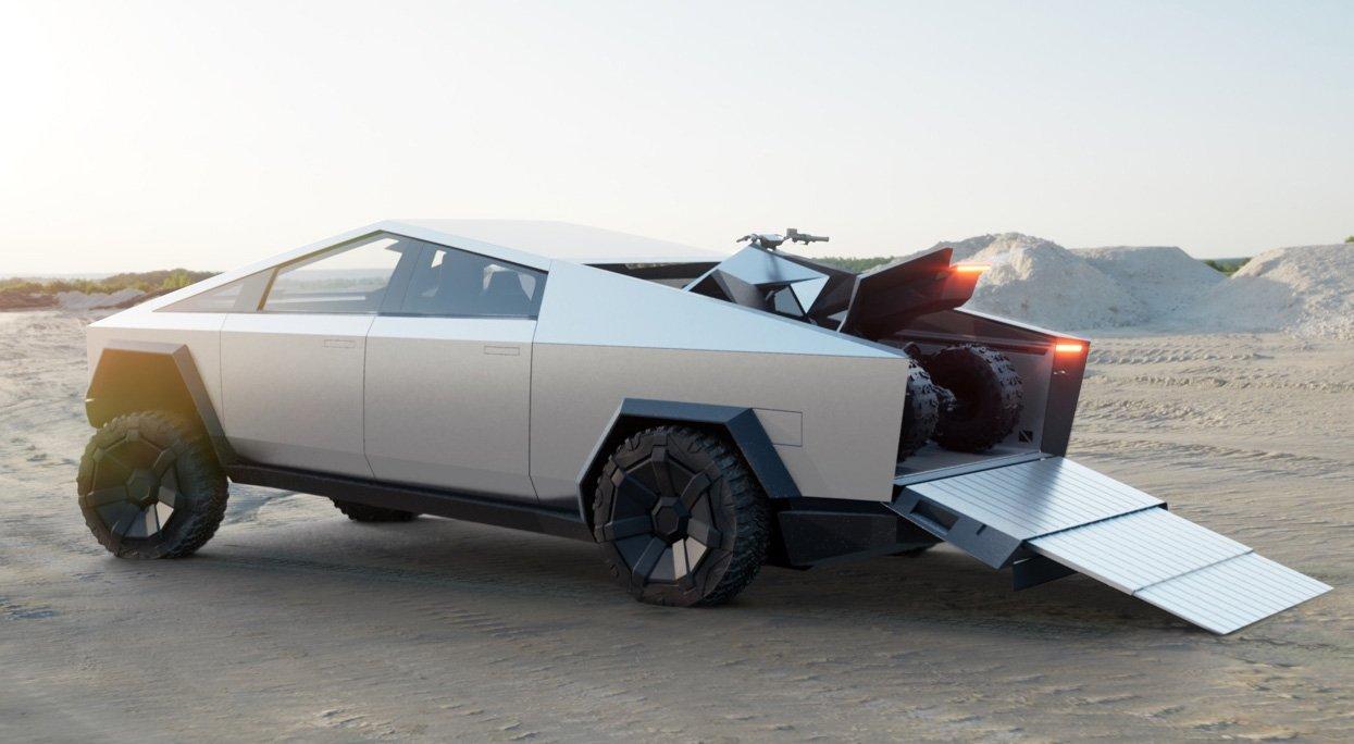 Не электромобилями едиными: Tesla выпустит квадроцикл