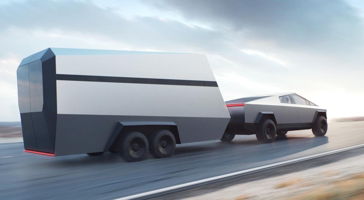 Тест-драйв Tesla Cybertruck: первые впечатления от самого необычного пикапа современности