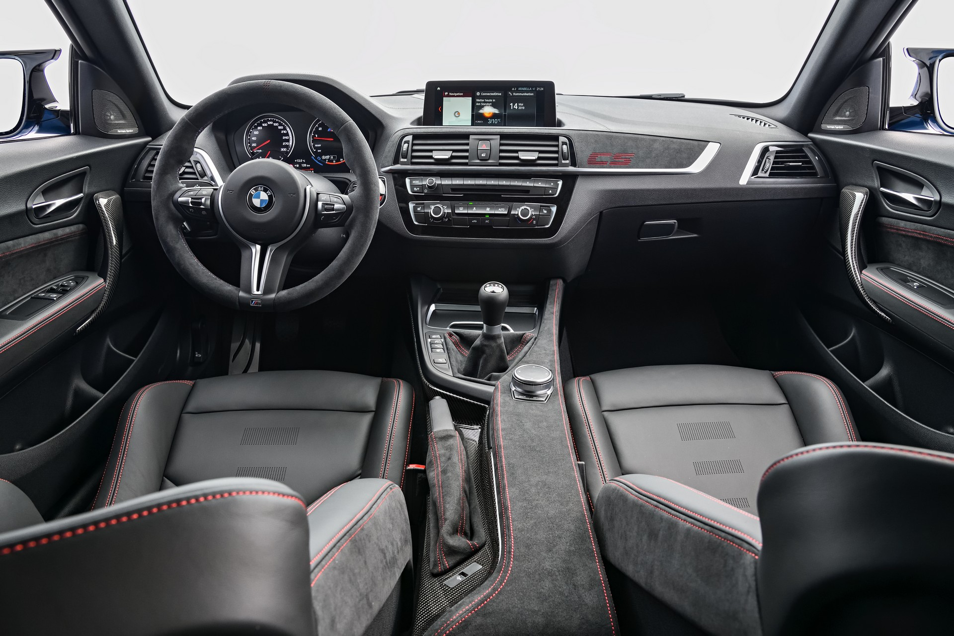Самая крутая двойка BMW рассекречена на официальных фото