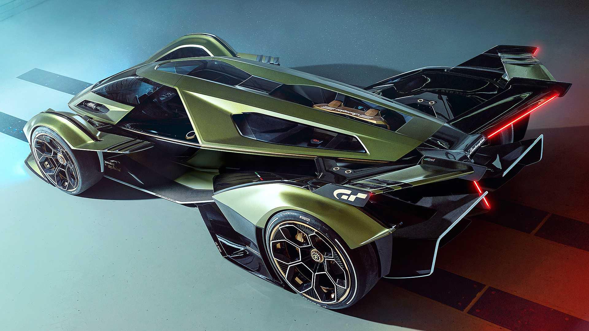 Самый безумный суперкар Lamborghini смогут испытать все желающие