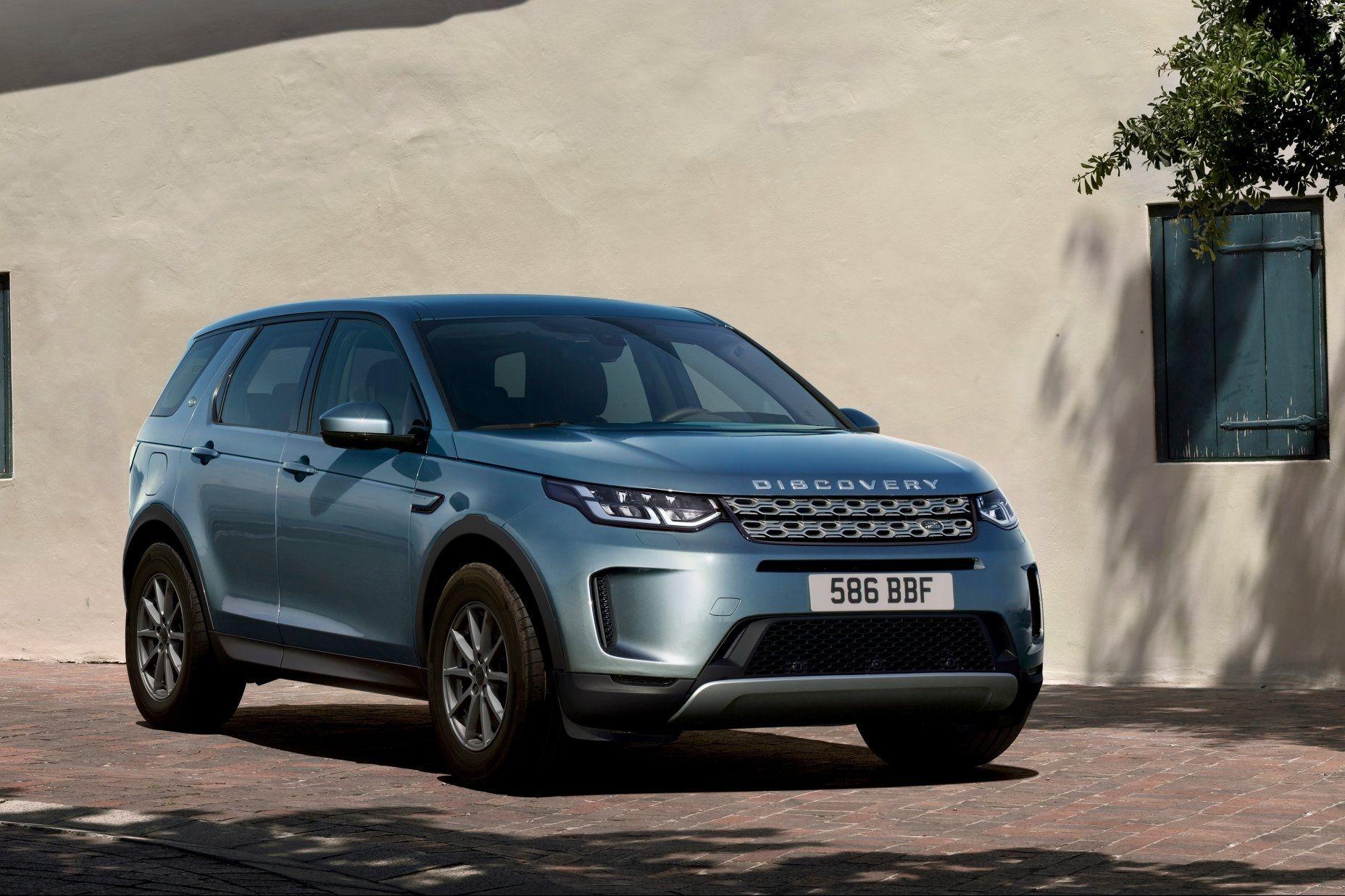 Обзор Land Rover Discovery Sport: внедорожный смартфон на колесах