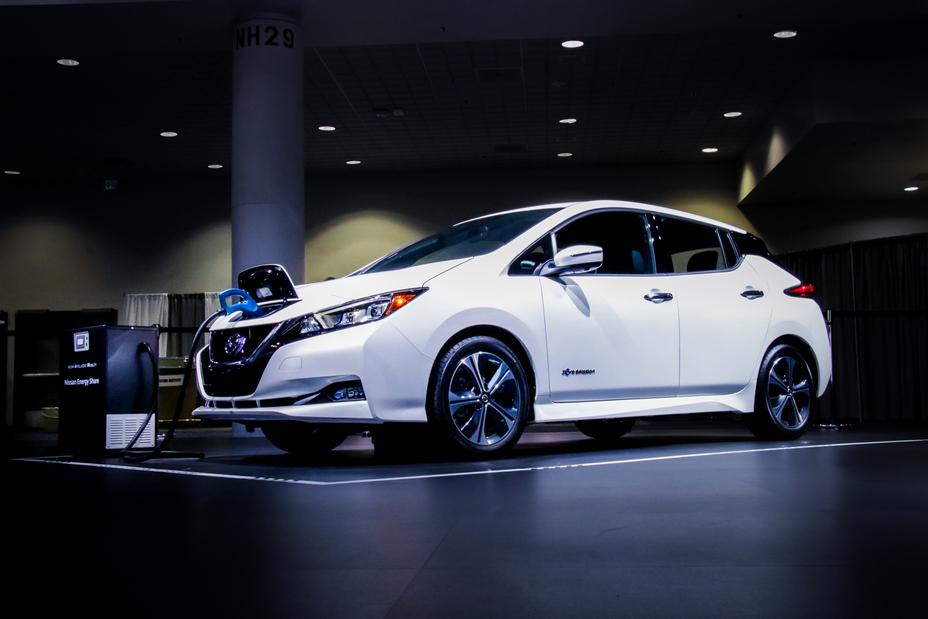 Почему украинцы активно покупают электромобили