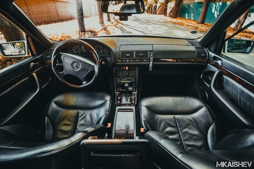 Самый безумный и тюнинг Mercedes S-Class W140