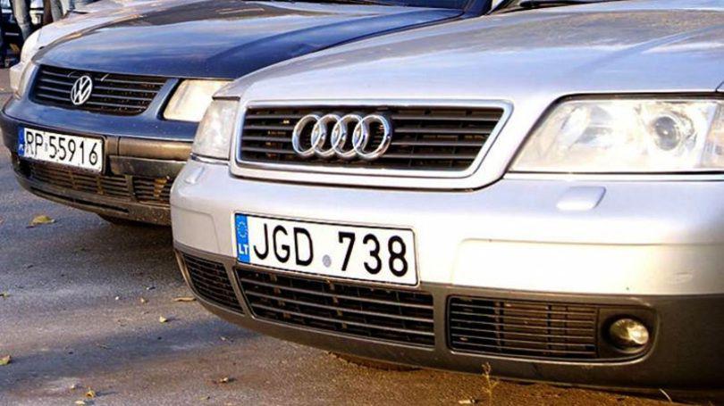 Авто на еврономерах: последние новости из кулуаров Верховной Рады
