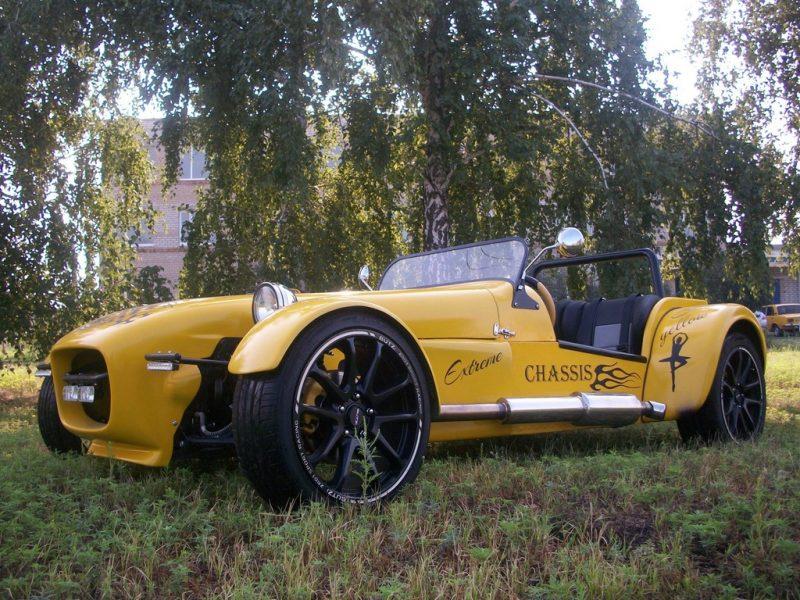 Украинец создает эксклюзивные спорткары для арабских шейхов