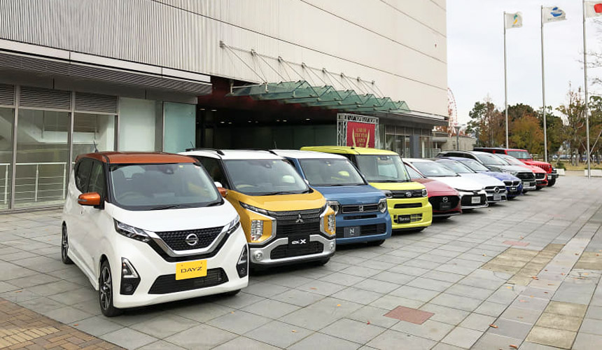 Названы любимые автомобили японцев