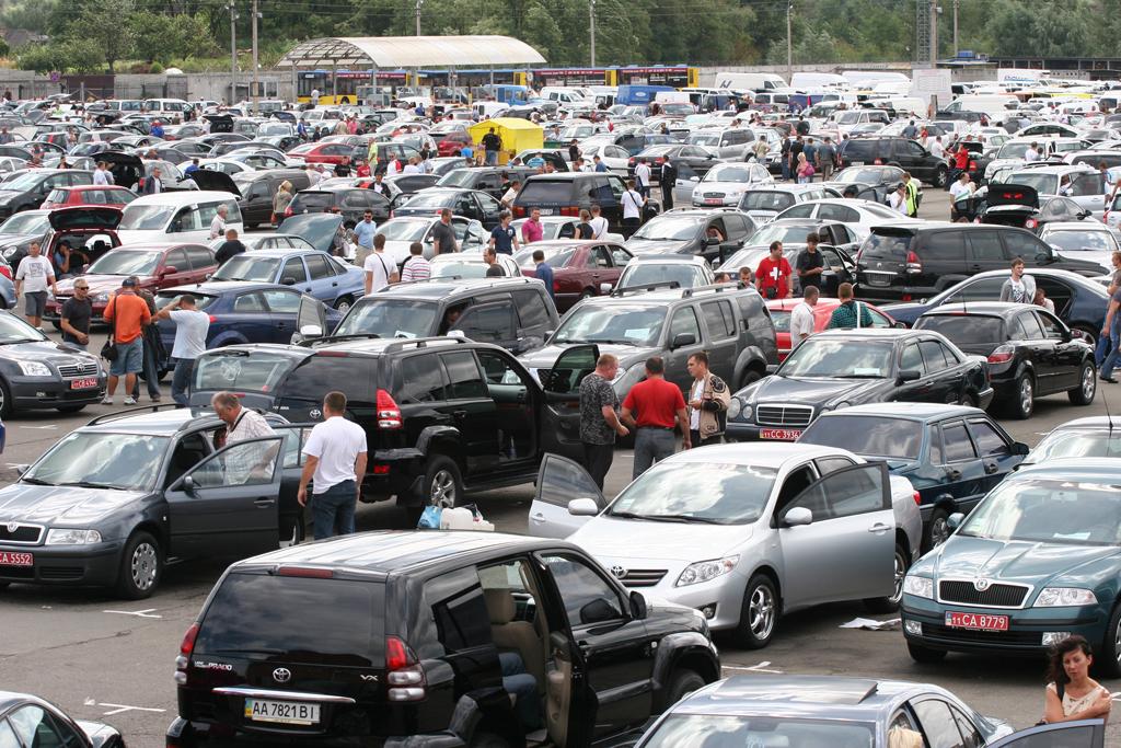 Самые популярные б/у авто в Украине за 2019 год