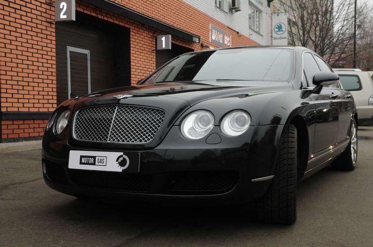 В Украине активно переводят на газ даже самые дорогие авто