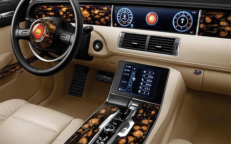 ТОП-5 самых дорогих китайских автомобилей