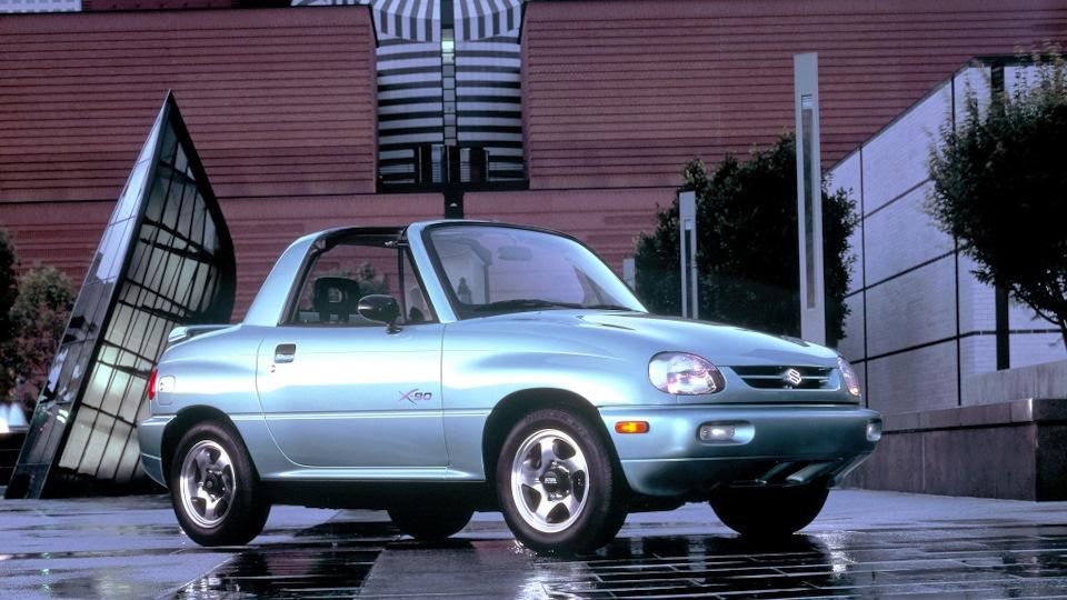 В Сети показали самые необычные автомобили японского автопрома (ФОТО)