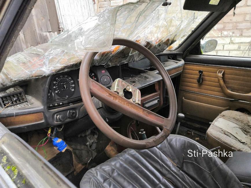 Как мог бы выглядеть дедушка BMW X5