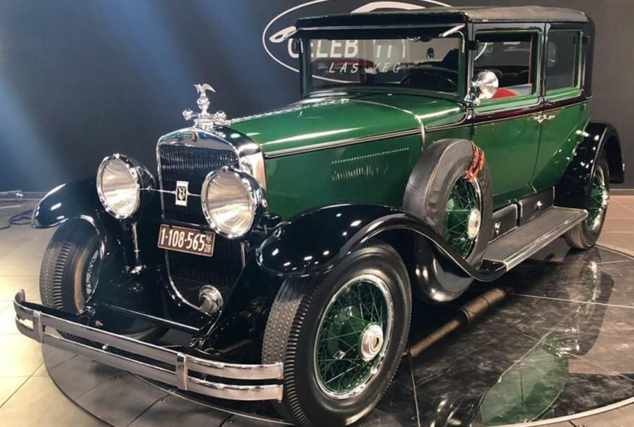 Первый в мире бронированный авто выставили на продажу