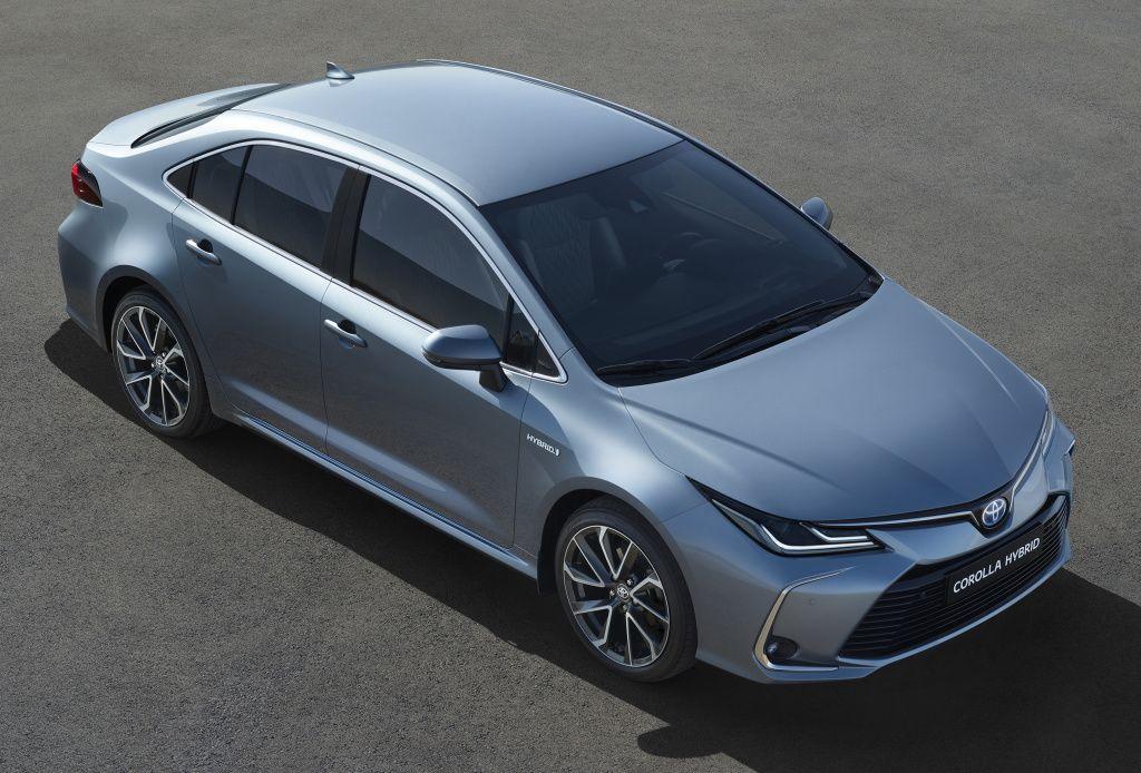 Самые популярные автомобили в мире за 2019 год