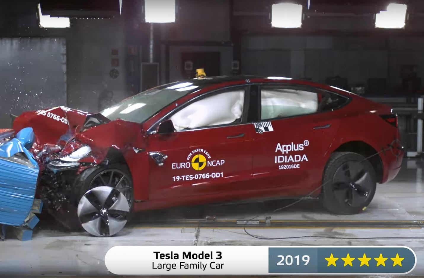 Самые безопасные автомобили 2019 года по версии европейцев