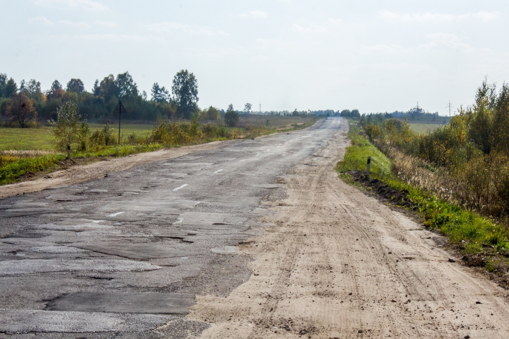 Самые худшие дороги Украины за 2019 год
